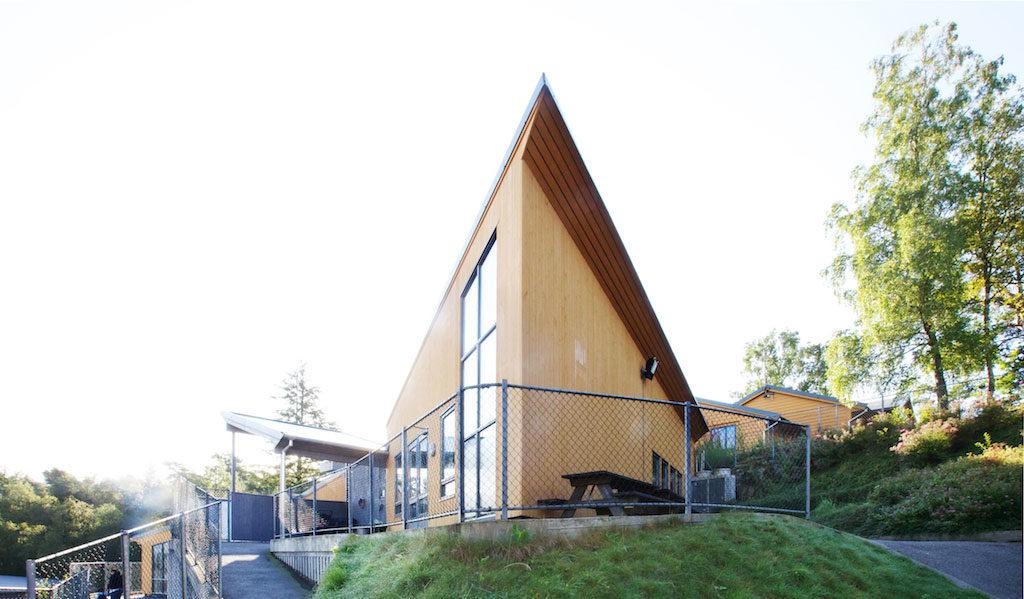 Bilde av Furuly barnehage på Askøy