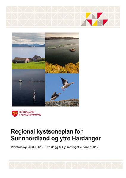 Regionalplanens forside