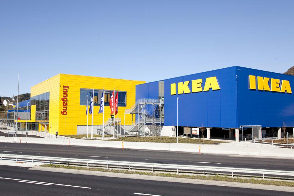 IKEA i åsane